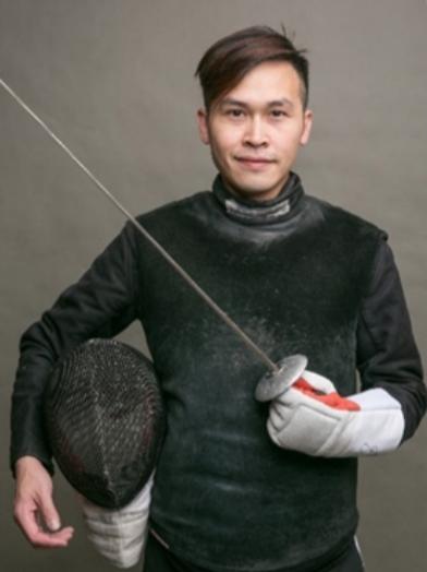 劍擊教練總監-弘健威